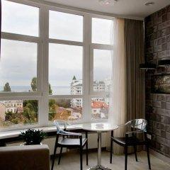 Апартаменты Beach & Beatles Apartments гостиничный бар