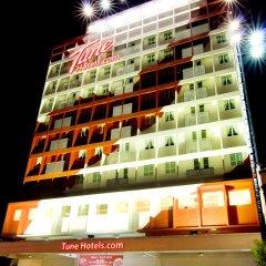 Отель Tune Hotel - Downtown Penang Малайзия, Пенанг - отзывы, цены и фото номеров - забронировать отель Tune Hotel - Downtown Penang онлайн фото 8