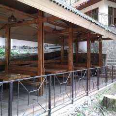 Гостиница Пирамида балкон