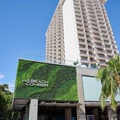 Отель Waikiki Beachcomber by Outrigger с домашними животными