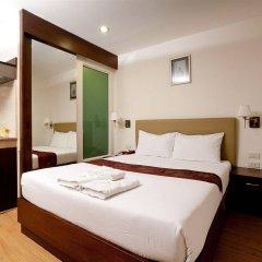 Отель Check Inn China Town By Sarida Таиланд, Бангкок - отзывы, цены и фото номеров - забронировать отель Check Inn China Town By Sarida онлайн комната для гостей фото 3
