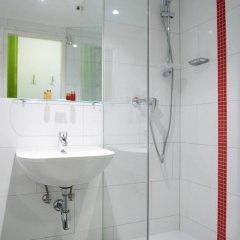 Отель Actilingua Apartment Pension Австрия, Вена - отзывы, цены и фото номеров - забронировать отель Actilingua Apartment Pension онлайн ванная фото 2