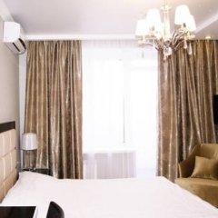 Гостиница Респект Холл комната для гостей фото 4