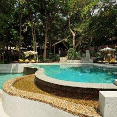 Отель Baan Krating Phuket Resort бассейн