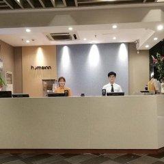 Отель Home Inn Hotel Guangzhou Huangsha Avenue Китай, Гуанчжоу - отзывы, цены и фото номеров - забронировать отель Home Inn Hotel Guangzhou Huangsha Avenue онлайн интерьер отеля