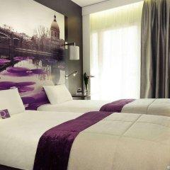 Отель Mercure Toulouse Centre Wilson Capitole hotel Франция, Тулуза - отзывы, цены и фото номеров - забронировать отель Mercure Toulouse Centre Wilson Capitole hotel онлайн комната для гостей фото 4
