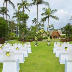 Отель Holiday Inn Resort Phuket Mai Khao Beach пляж Май Кхао помещение для мероприятий