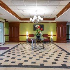 Отель Comfort Suites Manassas Battlefield Park интерьер отеля фото 3