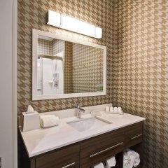 Отель Home2 Suites by Hilton Columbus Downtown США, Колумбус - отзывы, цены и фото номеров - забронировать отель Home2 Suites by Hilton Columbus Downtown онлайн ванная фото 2