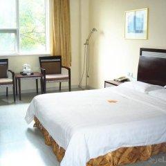 Отель Shanghai City Central International Hostel Китай, Шанхай - отзывы, цены и фото номеров - забронировать отель Shanghai City Central International Hostel онлайн комната для гостей фото 2