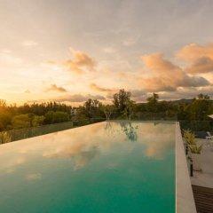 Отель Oceanstone бассейн фото 3