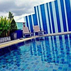 Отель Ocean And Ole Patong Пхукет бассейн фото 2