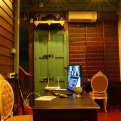 Отель La Moon Hostel Таиланд, Бангкок - отзывы, цены и фото номеров - забронировать отель La Moon Hostel онлайн бассейн