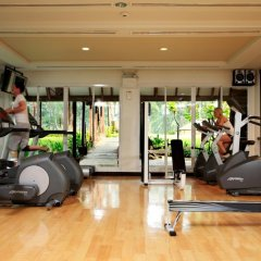 Отель Dusit Thani Laguna Phuket фитнесс-зал