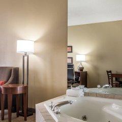 Отель Comfort Suites Effingham спа фото 2