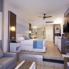 Отель Riu Palace Riviera Maya Плая-дель-Кармен комната для гостей фото 4