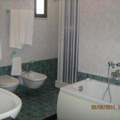 Hotel Ristorante La Scogliera Амантея ванная фото 2