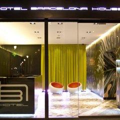 Hotel Barcelona House интерьер отеля