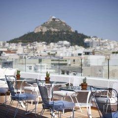 Отель New Hotel Греция, Афины - отзывы, цены и фото номеров - забронировать отель New Hotel онлайн бассейн
