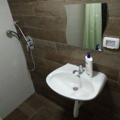Апартаменты Marom Carmel Center Apartments Хайфа ванная
