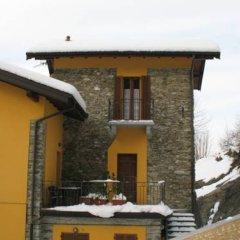 Отель Agriturismo Monterosso Италия, Вербания - отзывы, цены и фото номеров - забронировать отель Agriturismo Monterosso онлайн балкон