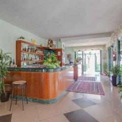 Отель Emilia Италия, Римини - отзывы, цены и фото номеров - забронировать отель Emilia онлайн гостиничный бар фото 2