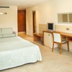 Отель Deloix Aqua Center Испания, Бенидорм - отзывы, цены и фото номеров - забронировать отель Deloix Aqua Center онлайн комната для гостей фото 2