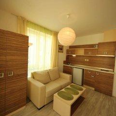 Отель Menada Rainbow Apartments Болгария, Солнечный берег - отзывы, цены и фото номеров - забронировать отель Menada Rainbow Apartments онлайн комната для гостей фото 2