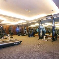 Отель Jasmine City Бангкок фитнесс-зал фото 2