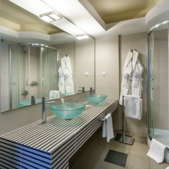 Отель Cronwell Platamon Resort ванная фото 2