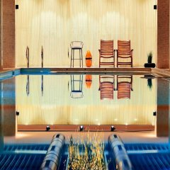 Отель Lucky Bansko Aparthotel SPA & Relax Болгария, Банско - отзывы, цены и фото номеров - забронировать отель Lucky Bansko Aparthotel SPA & Relax онлайн бассейн фото 2