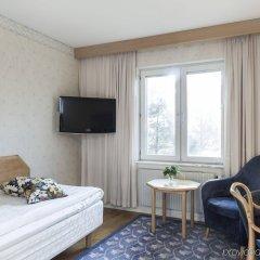 Отель Landvetter Airport Hotel Швеция, Харрида - отзывы, цены и фото номеров - забронировать отель Landvetter Airport Hotel онлайн комната для гостей фото 2