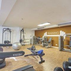 Отель Prinsotel la Pineda фитнесс-зал фото 4