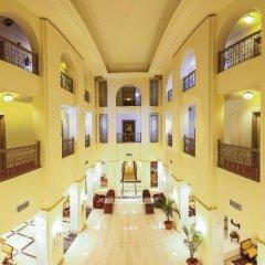 Отель Club Calimera Yati Beach Тунис, Мидун - отзывы, цены и фото номеров - забронировать отель Club Calimera Yati Beach онлайн интерьер отеля фото 2