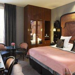 Отель Belmont Paris Франция, Париж - 9 отзывов об отеле, цены и фото номеров - забронировать отель Belmont Paris онлайн комната для гостей фото 3