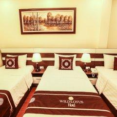Hanoi Wild Lotus Hotel 3 комната для гостей фото 3