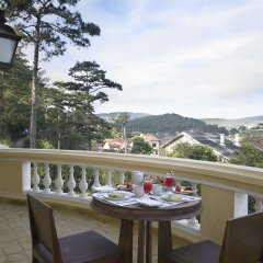 Отель Ana Mandara Villas Далат балкон