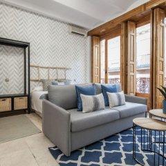 Отель Apartamento Plaza Santa Ana I Мадрид комната для гостей фото 3