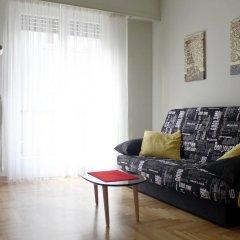 Апартаменты Cheery Apartment in the Center of Athens Афины комната для гостей фото 5