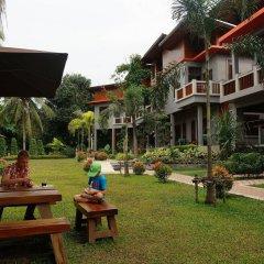 Отель Lanta Intanin Resort Ланта фото 13