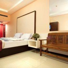 Отель Nida Rooms Bangrak 12 Bossa Бангкок комната для гостей