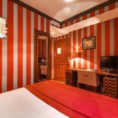 Отель Villa Panthéon Франция, Париж - 3 отзыва об отеле, цены и фото номеров - забронировать отель Villa Panthéon онлайн сейф в номере