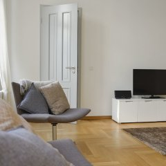 Апартаменты Kokon Apartments комната для гостей фото 3