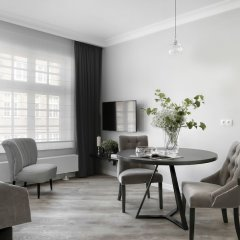 Отель Lavoo Boutique Apartments Польша, Гданьск - отзывы, цены и фото номеров - забронировать отель Lavoo Boutique Apartments онлайн комната для гостей фото 4