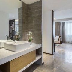 Отель Banyueshan Spa Hotel Китай, Сямынь - отзывы, цены и фото номеров - забронировать отель Banyueshan Spa Hotel онлайн ванная
