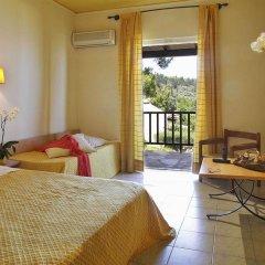 Отель Aeolos Beach Resort All Inclusive Греция, Корфу - отзывы, цены и фото номеров - забронировать отель Aeolos Beach Resort All Inclusive онлайн комната для гостей фото 3