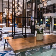 Отель Courtyard by Marriott Katowice City Center бассейн