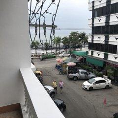 Отель Seaview балкон