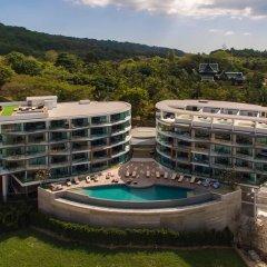 Отель Twin Sands Resort and Spa A204 бассейн