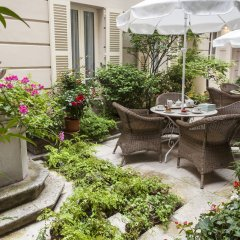 Hotel D'angleterre Saint Germain Des Pres Париж фото 2